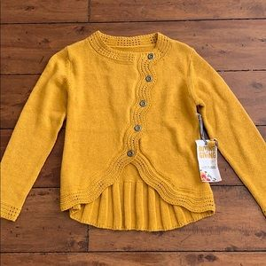 Persnickety sweater size 10.  NWT